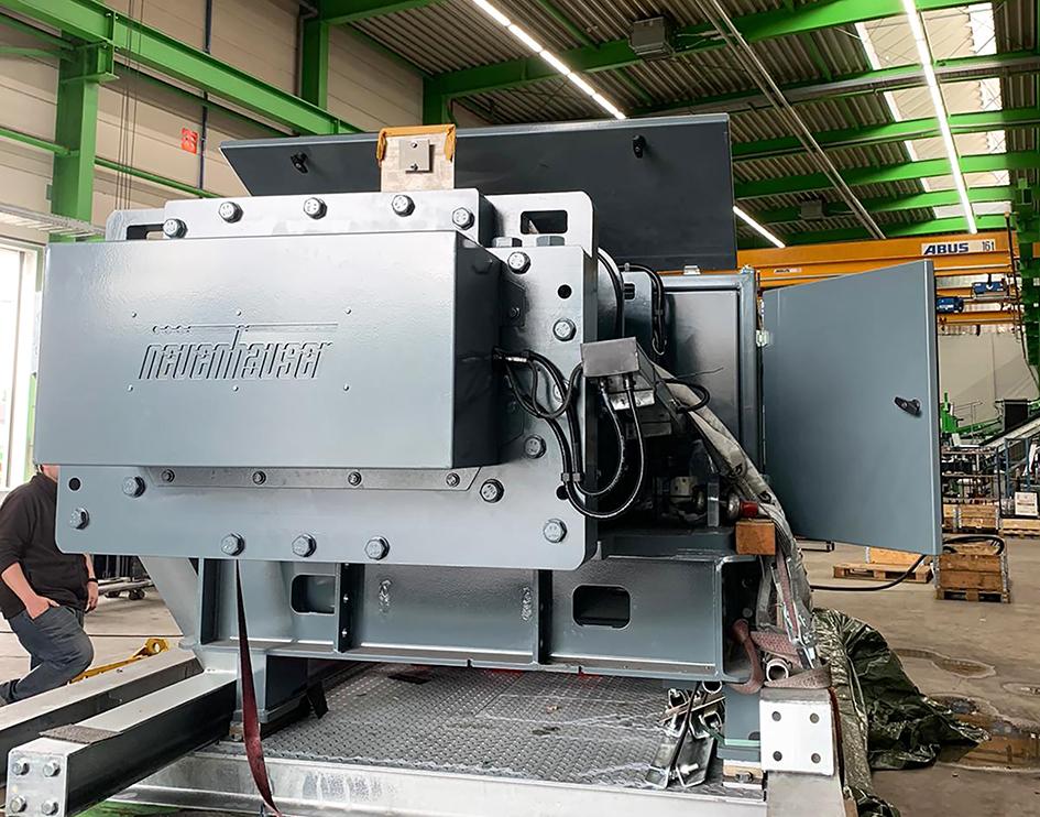 Fischer Industriemotorenzubehör stattet Holzfaseranlage mit einer vollautomatisch auslösenden Feuerlöschtechnik – Marke Fogmaker – aus: